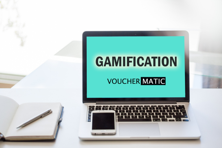 Gamification with Vouchermatic