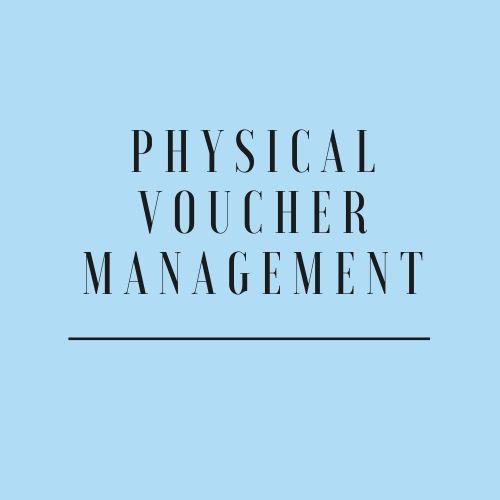 voucher management