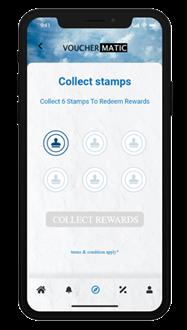 stamp loyalty program