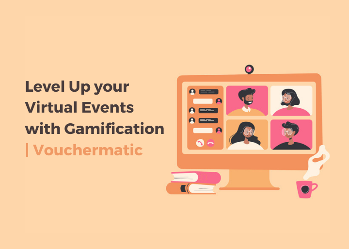 Gamification platform for events